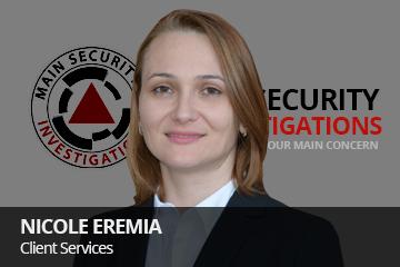 Nicole Eremia